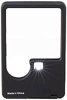 Увеличительное стекло Vixen Led Pocket 45