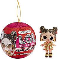 LOL Surprise Кукла ЛОЛ Сюрприз Лунный Новый Год серия Год Быка LOL Surprise Year of The Ox 574750