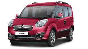 Рейлинги, поперечины Opel Combo (2012+)