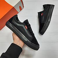 Кеды мужские Vans old skool Black реплика adidas кроссовки nike