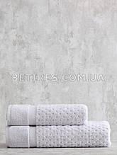 Набор полотенец PAVIA LORA A.GRI (75х150, 50х85) серый