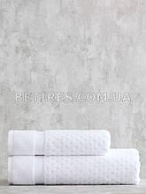 Набор полотенец PAVIA LORA BEYAZ (75х150, 50х85) белый
