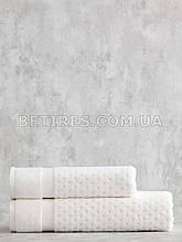 Набор полотенец PAVIA LORA EKRU (75х150, 50х85) молочный