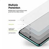 Защитная пленка Ringke для телефона Xiaomi Redmi Note 9 Pro Max / 9 Pro / 9S (в наборе 2 пленки), фото 4