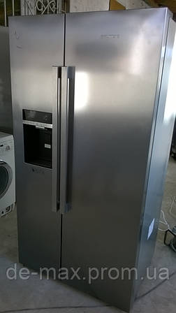 Холодильник side by side Grundig No Frost A++