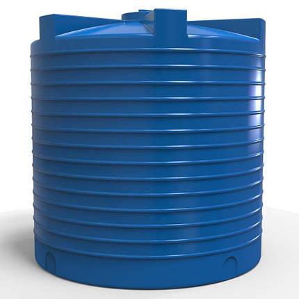 Сборная пластиковая емкость вертикальная 10000 л, фото 2