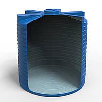 Сборная пластиковая емкость вертикальная 10000 л, фото 3