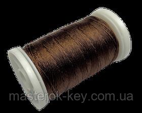 Нитка взуттєва поліестр MIDAMA Італія N40 №01 колір чорний 3000м.