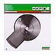 Алмазный круг Distar 1A1RSS/C3-W 350x3,2/2,2x10x25,4-25 F4 Green Concrete, фото 3