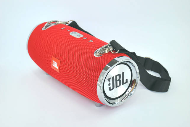 Портативная Bluetooth колонка JBL (Copy) XTERME 2 (28*12*13) (USB, FM, 2 дин, ремешок) Red, фото 2