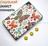 Розумний чохол Метелики для Lenovo Tab M10 HD tb-x306f 306x Safebook Butterflies, фото 2