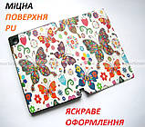 Розумний чохол Метелики для Lenovo Tab M10 HD tb-x306f 306x Safebook Butterflies, фото 4