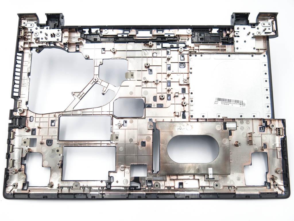 Корпус для ноутбука LENOVO G70, G70-70, G70-80, B70, B70-70, Z70-80 (AP0U1000300) (Нижняя крышка (корыто)).