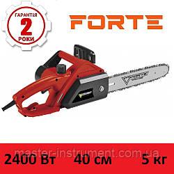 Электропила Forte FES 24-40B