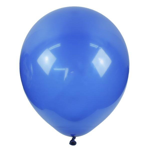 """Шар 12"""" (30 см) Мексика пастель 844 MIDNIGHT BLUE (миднайт блу)"""