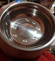 Тrixie Stainless Bowl миска стальная 0.75л