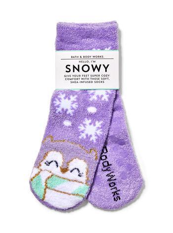 Жіночі шкарпетки з маслом ши Bath and Body Works Owl (Сова)