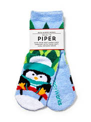 Жіночі шкарпетки з маслом ши Bath and Body Works Penguin (Пінгвін)