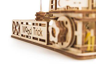 Собранная модель конструктора Нефтяная вышка. Сувенир Wood trick. Гарантия качества (Опт, дропшиппинг), фото 2