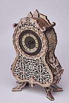 Дерев'яна модель Вінтажні годинник. Сувенір з дерева Wood trick. 100% ГАРАНТІЯ ЯКОСТІ (Опт,дропшиппинг), фото 3