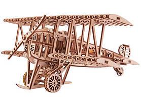 Конструктор деревянный Самолет 3D. Wood trick пазл. 100% Гарантия качества (Опт,дропшиппинг), фото 3