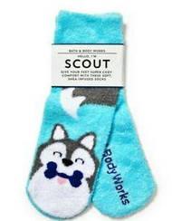 Жіночі шкарпетки з маслом ши Bath and Body Works Husky (Хаскі)