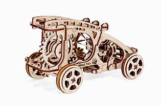 Конструктор деревянный Багги 3D. Wood trick пазл. 100% Гарантия качества (Опт,дропшиппинг), фото 2