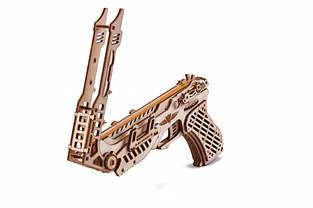 Конструктор деревянный Wood Trick Сайбер Ган. 100% Гарантия качества (Опт, дропшиппинг)., фото 2
