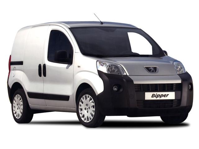 Рейлинги, поперечины Peugeot Bipper