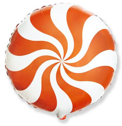 "Круг 18"" FLEXMETAL-ФМ Конфета оранжевая, фото 2"