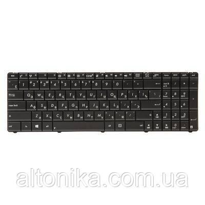 Клавиатура ноутбука PowerPlant ASUS A52,K52,X54 (N53 ver) черный,черный (KB311682)