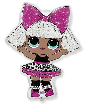 Фол шар фигура Кукла ЛОЛ Дива / LOL Diva (ФМ), фото 2