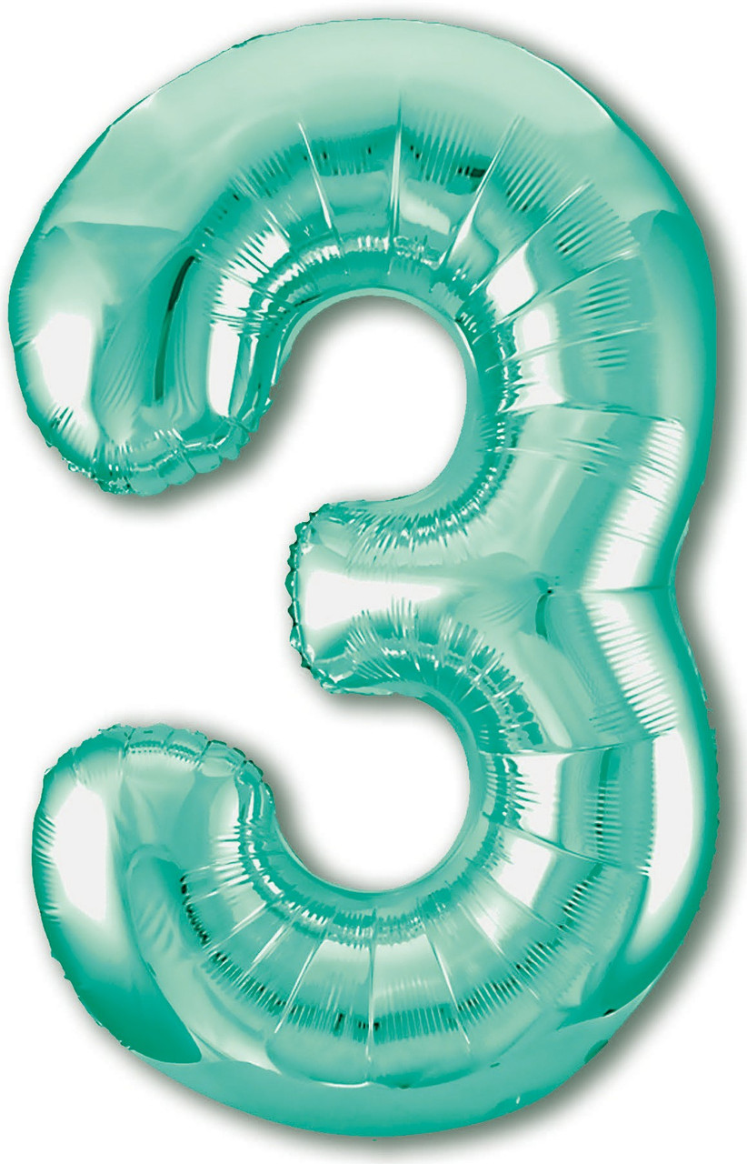 "Цифра 40"" AGURA-АГ 3 бискайский зеленый slim (УП)"