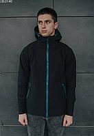 Куртка Staff soft shell nort black чёрный LBL0140