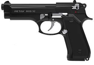 Стартовий пістолет Retay Mod. 92, 9mm, Black 11532