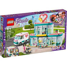 Конструктор LEGO Friends Городская больница Хартлейк Сити 379 деталей