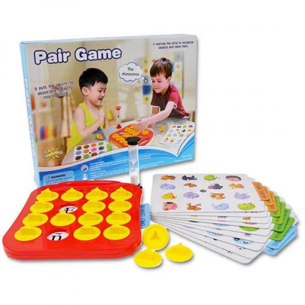 Меморі . Супер-гра для розвитку пам'яті та уваги.