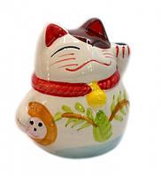 Счастливый кот Манеки Неко копилка №6