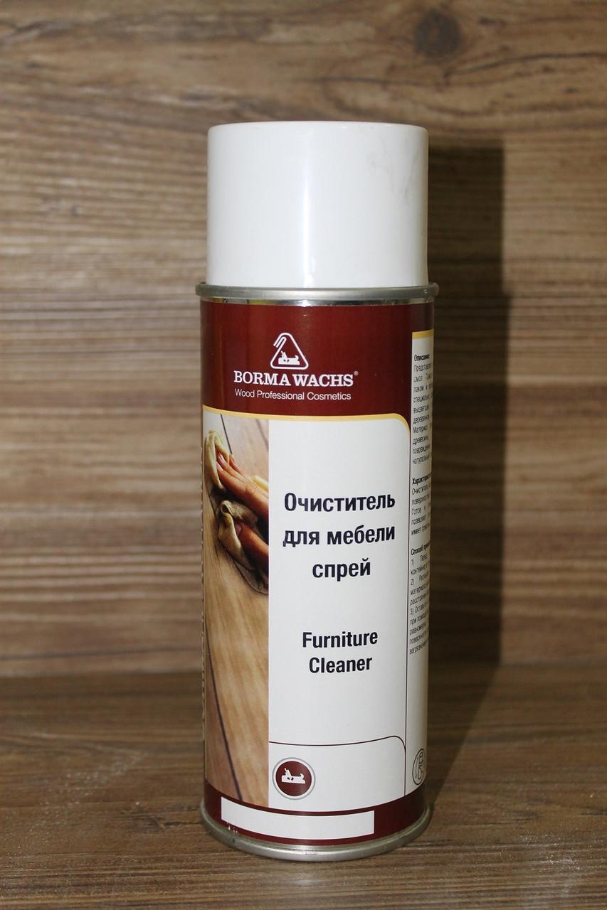 Реставрационный лак (чистящая политура), Mobilreininger Spray 400мл