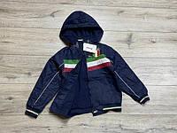 Демисезонная куртка на флисе. 158- 164 рост Венгрия