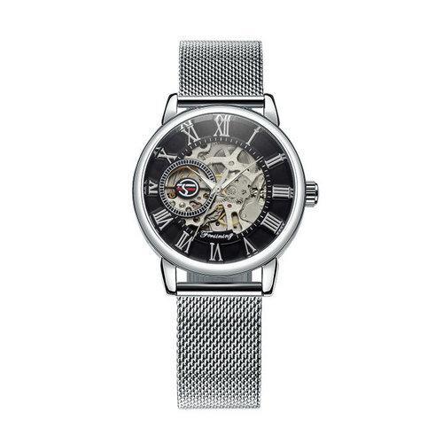 Chronte 412 Silver-Black