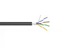 Кабель LAN КППЭ-ВП (100) 4*2*0,51 (F/UTP-cat.5E)  витая пара