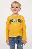 Дитяча кофта для хлопчика H&M на зріст 98-104 см (2-4 роки), фото 2
