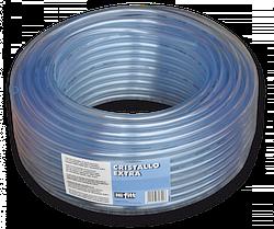 Шланг прозрачный игелитовый, CRISTALLO EXTRA,  8*2 мм, IGCE08*12/50