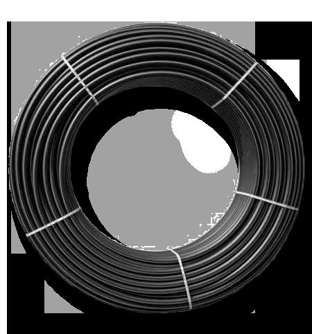 Трубка магистральная, PE 16 мм, 200 м, LPE16