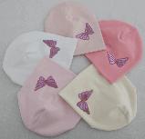 Шапка для дівчаток 3-8 років, різні кольори, фото 3