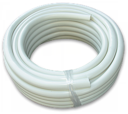 Шланг игелитовый белый, GUTTASYN WHITE, 10 х 1,5мм,  IGB10*1,5