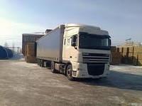 Перевозки 20-ти тонными автомобилями по  Днепропетровской области