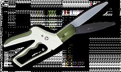Ножницы для травы с поворотной ручкой на  180º, TEFLON DE LUXE, KT-W1324