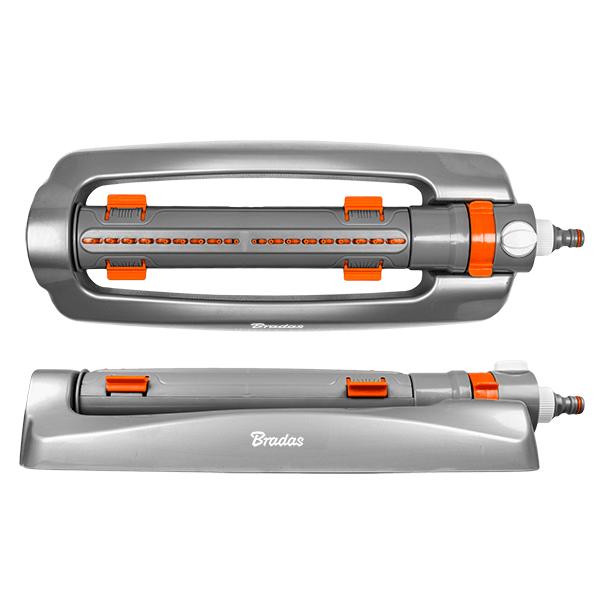 Ороситель осциллирующий, с регулируемой  шириной полива, на металлической основе, WHITE LINE, WL-Z22